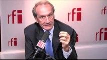 Lapsus de Gérard Longuet: «Nous au Front national...