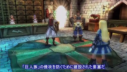 Gameplay de Ragnarok Odyssey Ace