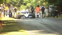 The BMW BT 52 Back on Track - presentation at Goodwood