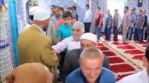 Çayeli Sırt Köyü Merkez Camii Ramazan Bayram Namazı Sonrası - Bayram Tebrikleri - 2013