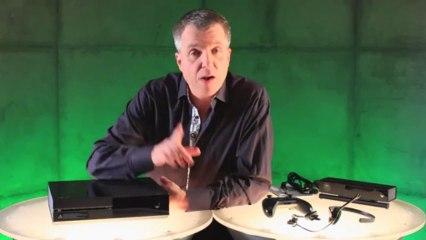 L'unboxing de la Xbox One de