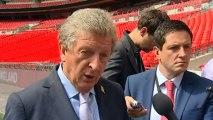 Hodgson: 'I didn't hesitate in choosing Lambert for England'