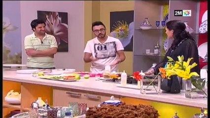 chhiwat choumicha - Poulpe Et Requin Ahmed Chawki | Cuisine Pas Chere