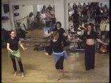 Cours de danse orientale fusion ATS Toulouse - spectacle 2013 - union des arts -