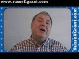 Russell Grant Video Horoscope Taurus August Friday 9th 2013 www.russellgrant.com