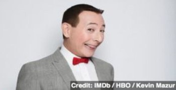 Pee wee Herman Star Paul Reubens to Return to TV