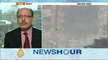 Joseph Kechechian speaks about attack on Bashar al-Assad