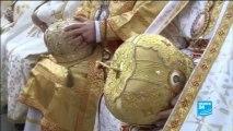 Messe inaugurale : le pape François prône «l'humilité» et la «tendresse»
