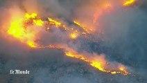 Plusieurs blessés dans les incendies en Californie