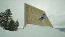2014 Line Sir Francis Bacon Shorty Ski - REAL POWDER SKIS FOR KIDS
