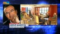 Hervé Mariton, député UMP de la Drôme, dans Le Grand Journal - 8 août 6/6