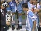 Lazio 1 vs Manchester Utd 0 Supercopa UEFA 1999 Veron, Salas, Almeyda FUTBOL RETRO