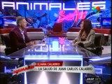 Iliana Calabró habló de la salud de su padre