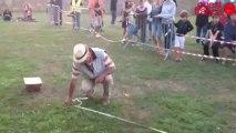 Championnat du monde de lancer de bourriche - Championnat du monde de lancer de bourriche