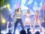 Spice Girls at Brit Awards 1997