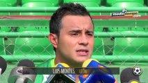 Luis Montes daría bienvenida a 'Chaco' a la Selección