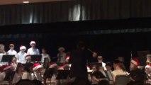 Swingin' Jingle(Jingle Bells) - 8th Grade Band 2013 AMS Winter Concert