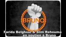 Pour l'Aïd el-Fitr, Farida Belghoul et Slim Rehouma devant la SG