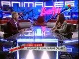 TeleFama.com.ar Iliana Calabró habló sobre el estado de su padre