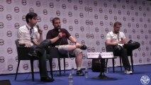 [Comic Con' 2013] Conférence Cross Media avec François Descraques, Ruddy Pomarede et Fabien Fournier
