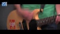 Inédit: Didier Wampas chante «I Wanna Be Your Boyfriend»des Ramones en live acoustique à 20 Minutes