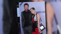 Liam Hemsworth et Miley Cyrus plus forts que jamais à la première de Paranoia
