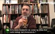 Olivier Milhiet en interview sur PlaneteBD.com