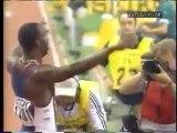 Michael Johnson 400m 43.18 (WR) - 1999 Seville