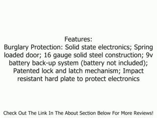 Winchester Safes eVault Biometric 3 0 Pistol Safe Review