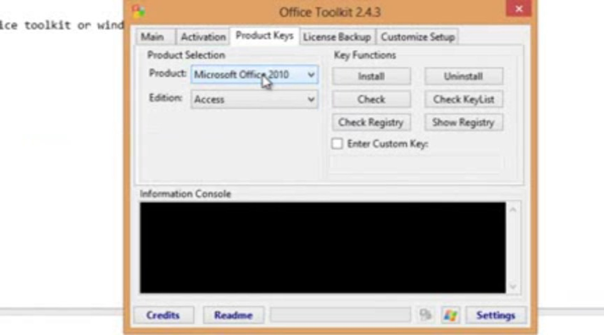 Microsoft Toolkit 2 4 5
