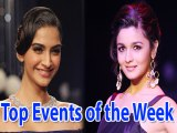Best Events of The Week Alia Bhatt and Sonam Kapoor walk the ramp of IIJW and More Hot Events