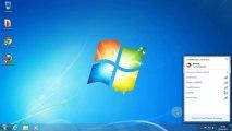 Cours informatique debutant - Partie 4 - La zone de notifications Windows 7