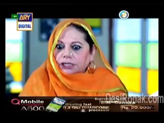 Quddusi Sahab Ki Bewah - Episode 107 - August 10, 2013 - Part 1