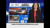 Used 2005 Honda Civic LX Sedan for sale at Honda Cars of Bellevue...an Omaha Honda Dealer!