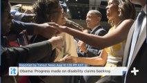 Obama Addresses Disabled Vets