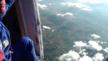 PARACHUTISME - CHAMPIONNATS DE FRANCE VICHY 2013 – VC4 « Armée de L'air saut 6 »- 10aout13