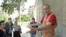 La tour Saint-Jacques ouvre ses portes au public