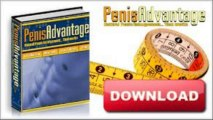 Penis Size Advantage Program Download
