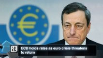 Euro Latest News: ECB Says Rates Low 'for Extended Period'