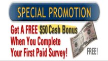 get cash for surveys money back +  get cash for surveys gary mitchell review
