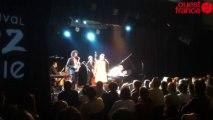 China Moses à Jazz en baie - Jazz en baie : China Moses