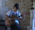 guitare picking medley jazz