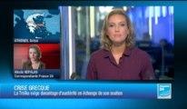 Grèce: Barroso exhorte Athènes à fournir «des résultats» pour rester dans la zone euro