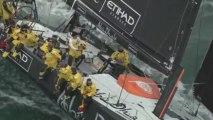 Rolex Fastnet Race. Le départ en vidéo