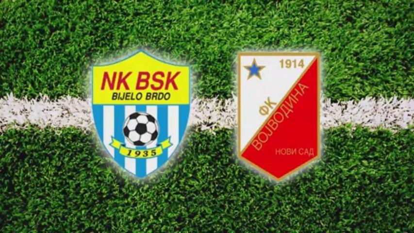 BSK BIJELO BRDO - FK VOJVODINA
