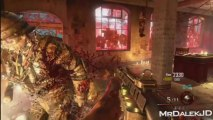 "Black Ops 2 ""MOB OF THE DEAD"" Zombies Gameplay - NEW Zombie Boss! (Black Ops 2 Uprising DLC)"