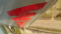 Goulian, acrobaties aériennes