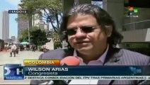En Colombia acaparamiento de tierras se podría legalizar: congresista