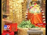 Tv9 Gujarat - Devotees stand in bee line for Darshan at Somnath temple