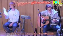 [Vietsub + Kara][130808] Love song (live) - Baekhyun ft Chanyeol @Boom's Young Street [DobiChanVN]